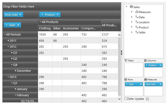 Ignite UI: What's New in 13 1 HTML5, jQuery & ASP NET MVC