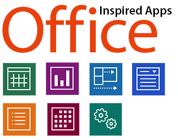 Office Inspired Apps