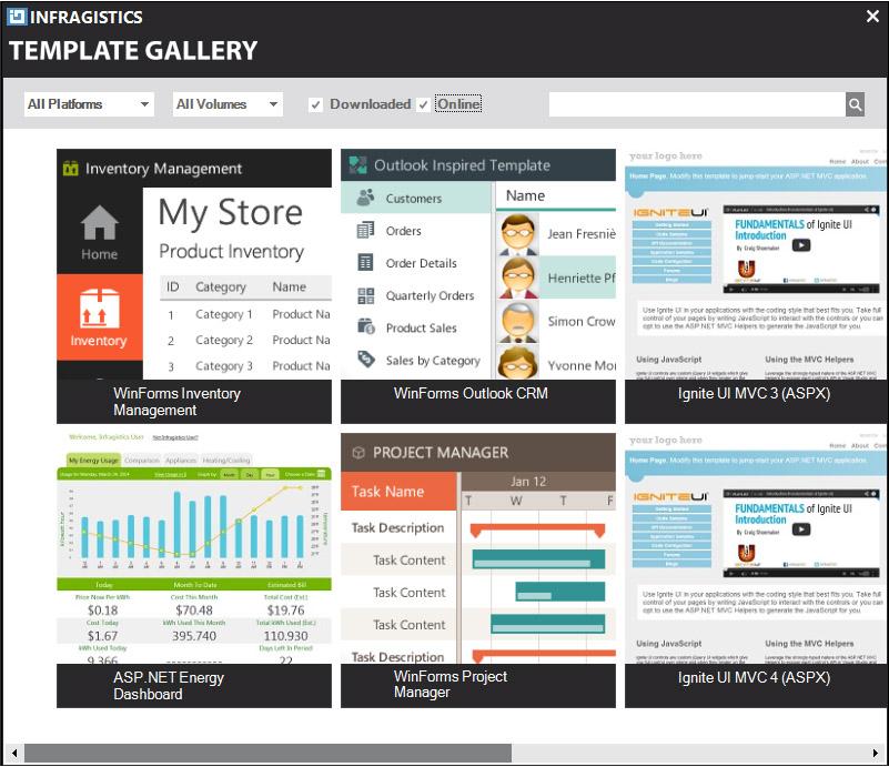 Office Inspired Apps