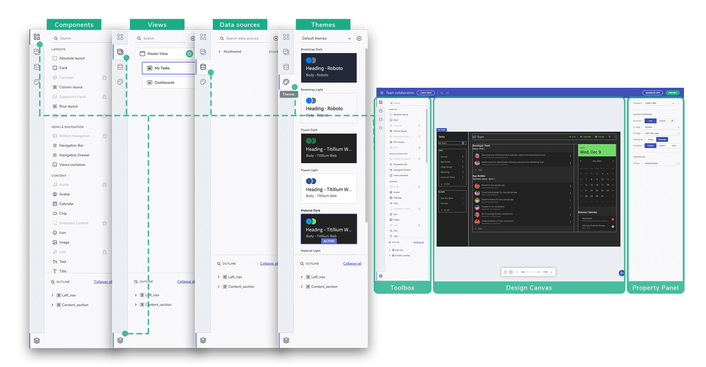 Indigo App Builder - Build Apps in the Cloud