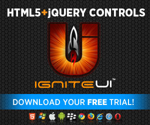 Try Ignite UI today!